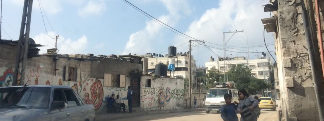Students Partner with Students in Gaza