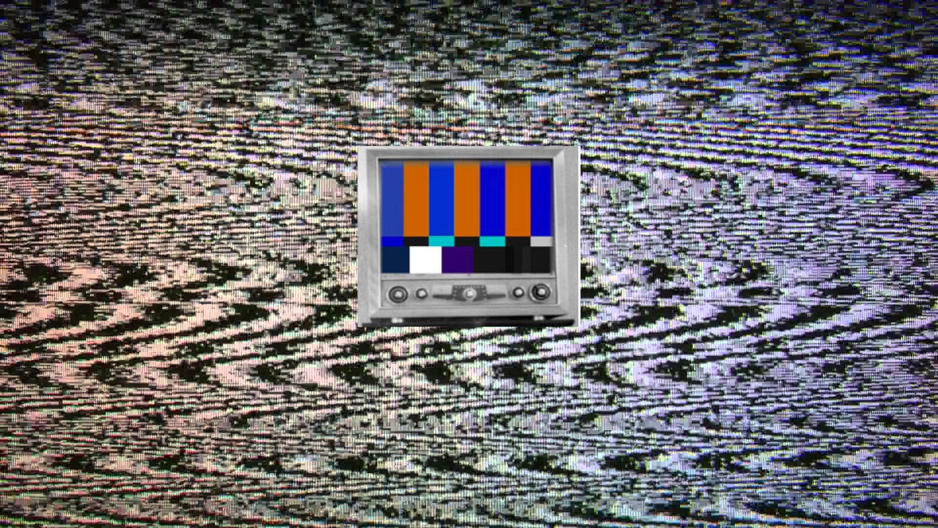 Bertrand Library Lobby TV